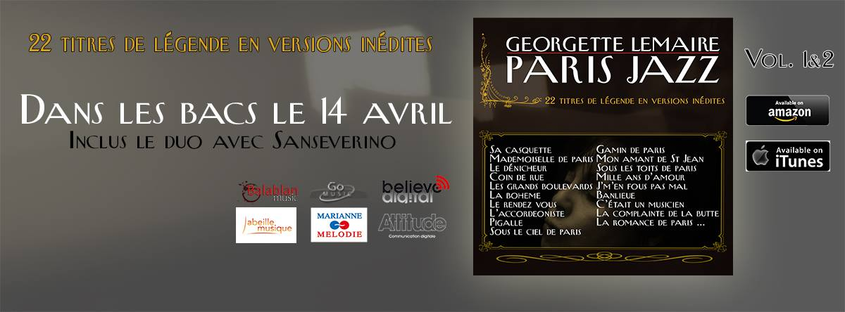 Album Georgette Lemaire