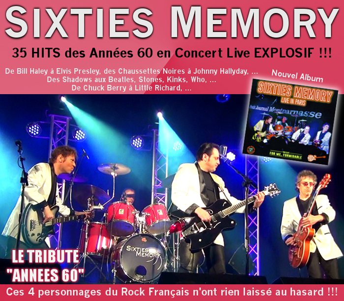 SIXTIES MEMORY